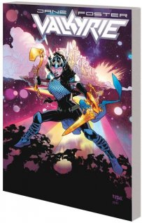VALKYRIE JANE FOSTER TP VOL 02 AT THE END OF ALL THINGS