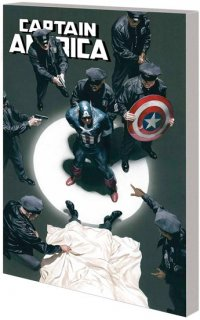 CAPTAIN AMERICA TP VOL 02 CAPTAIN OF NOTHING【再入荷】