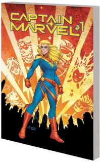 CAPTAIN MARVEL TP VOL 01 RE-ENTRY【再入荷】