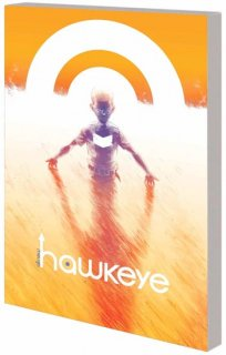 HAWKEYE TP VOL 05 ALL NEW HAWKEYE【再入荷】
