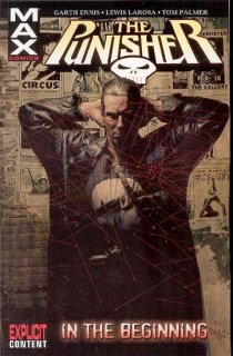 PUNISHER MAX TP VOL 01 IN THE BEGINNING【再入荷】