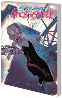 SPIDER-GWEN GHOST-SPIDER TP VOL 02 IMPOSSIBLE YEAR【再入荷】