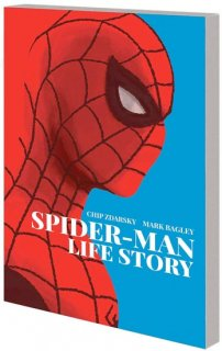 SPIDER-MAN LIFE STORY TP【再入荷】