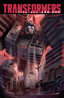 TRANSFORMERS TILL ALL ARE ONE TP VOL 02【再入荷】
