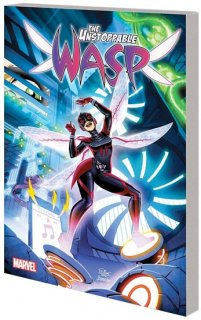 UNSTOPPABLE WASP TP VOL 01 UNSTOPPABLE【再入荷】