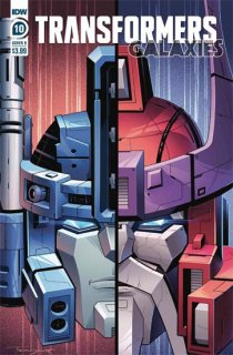 TRANSFORMERS GALAXIES #10 CVR B DEER