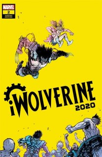 2020 IWOLVERINE #2 (OF 2) JOHNSON VAR【再入荷】