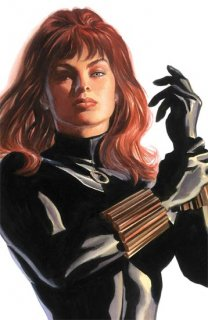 BLACK WIDOW #2 ALEX ROSS BLACK WIDOW TIMELESS VAR