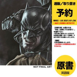 【予約】DC COMICS THE ART OF LEE BERMEJO HC(US2021年01月26日発売予定)
