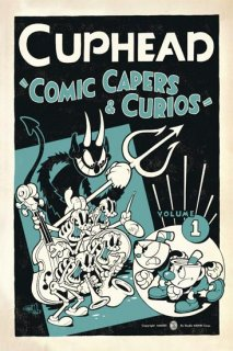 CUPHEAD TP VOL 01 COMIC CAPERS & CURIOS【再入荷】
