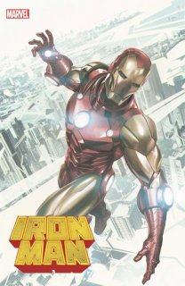 IRON MAN #2 SKAN VAR