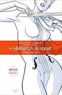 UMBRELLA ACADEMY TP VOL 01 APOCALYPSE SUITE【再入荷】
