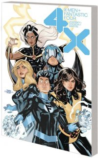 X-MEN FANTASTIC FOUR TP 4X【再入荷】