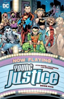 YOUNG JUSTICE BOOK FIVE TP