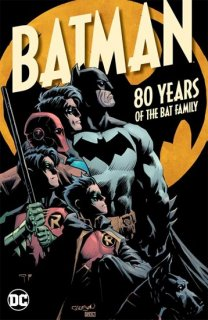 BATMAN 80 YEARS OF THE BAT FAMILY TP