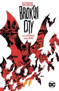BATMAN BROKEN CITY NEW EDITION TP【再入荷】