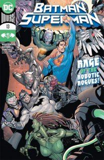 BATMAN SUPERMAN #13 CVR A DAVID MARQUEZ