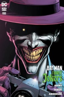 BATMAN THREE JOKERS #3 (OF 3) PREMIUM VAR G KILLING JOKE HAWAIIAN