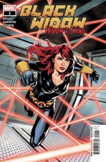BLACK WIDOW WIDOWS STING #1