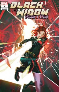 BLACK WIDOW WIDOWS STING #1 INFANTE VAR