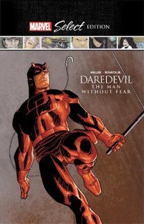 DAREDEVIL HC MAN WITHOUT FEAR MARVEL SELECT