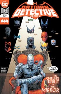 DETECTIVE COMICS #1029 CVR A KENNETH ROCAFORT