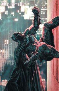 DETECTIVE COMICS #1029 CVR B LEE BERMEJO CARD STOCK VAR