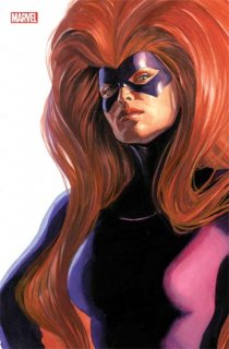 FANTASTIC FOUR ANTITHESIS #3 (OF 4) ALEX ROSS MEDUSA TIMELES