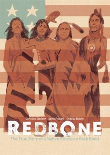 REDBONE TRUE STORY NATIVE AMERICAN ROCK BAND GN