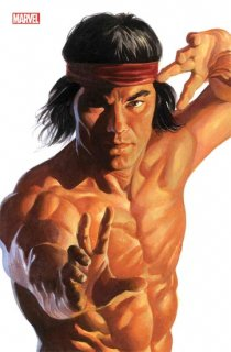 SHANG-CHI #2 (OF 5) ALEX ROSS SHANG-CHI TIMELESS VAR