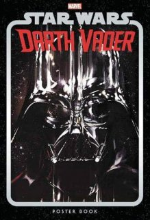 STAR WARS DARTH VADER POSTER BOOK TP【再掲載】