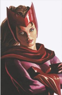 STRANGE ACADEMY #4 ALEX ROSS SCARLET WITCH TIMELESS VAR