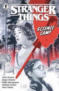 STRANGER THINGS SCIENCE CAMP #2 (OF 4) CVR C NGUYEN