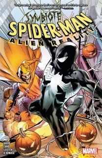 SYMBIOTE SPIDER-MAN TP ALIEN REALITY【再入荷】