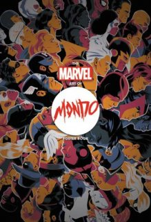 THE MARVEL ART OF MONDO POSTER BOOK TP