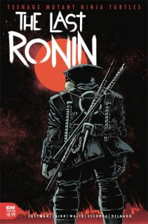 TMNT THE LAST RONIN #1 (OF 5) CVR A EASTMAN ESCORZA
