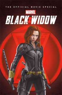 BLACK WIDOW OFF MOVIE SPECIAL HC
