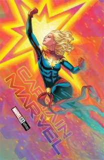 CAPTAIN MARVEL #23 DAUTERMAN VAR