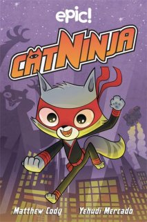 CAT NINJA GN VOL 01【遅延入荷】