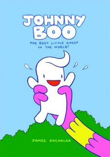 JOHNNY BOO HC VOL 01 BEST LITTLE GHOST I/T WORLD【再入荷】