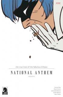 TRUE LIVES FABULOUS KILLJOYS NATIONAL ANTHEM #2 CVR A ROMERO