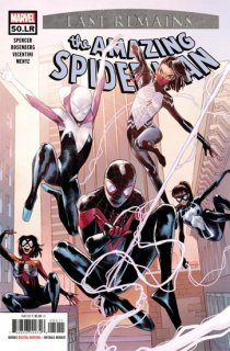 AMAZING SPIDER-MAN #50.LR【再入荷】