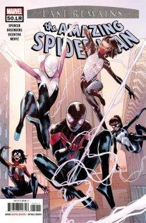 AMAZING SPIDER-MAN #50.LR【再入荷】