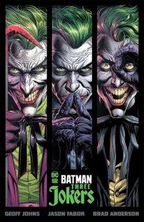 BATMAN THREE JOKERS HC