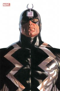 FANTASTIC FOUR #25 ALEX ROSS BLACK BOLT TIMELESS VAR EMP【再掲載】