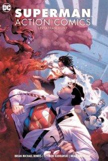 SUPERMAN ACTION COMICS VOL 03 LEVIATHAN HUNT TP