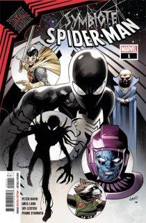 SYMBIOTE SPIDER-MAN KING IN BLACK #1【微ダメージ(折れ擦れ)あり】