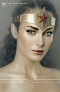 WONDER WOMAN #765 CVR B JOSHUA MIDDLETON CARD STOCK VAR【再入荷】