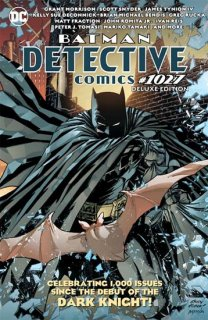 BATMAN DETECTIVE COMICS #1027 THE DELUXE EDITION HC