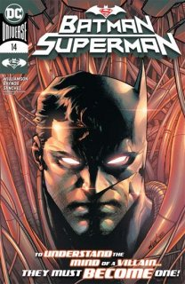 BATMAN SUPERMAN #14 CVR A DAVID MARQUEZ